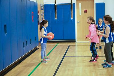 PYA 3rd Grade Girls Basketball