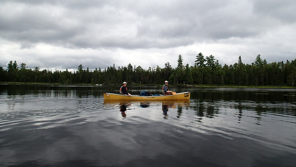 Boundary Waters Canoeing 2019