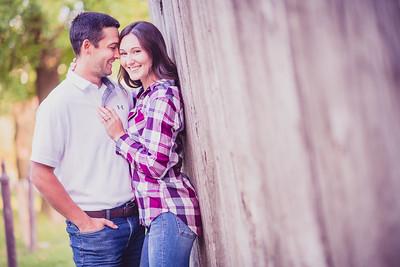 Derek + Katie | Engagement