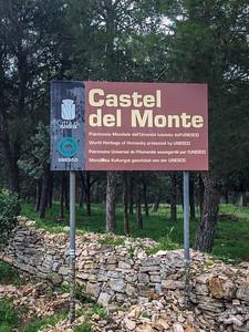 5 Bari: Castel del Monte