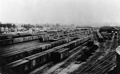 1890, River Yard Station