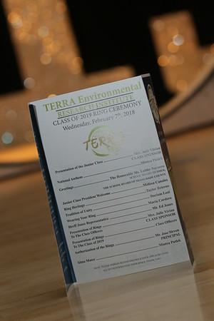 Terra 2019 Ring Ceremony 2-7-18