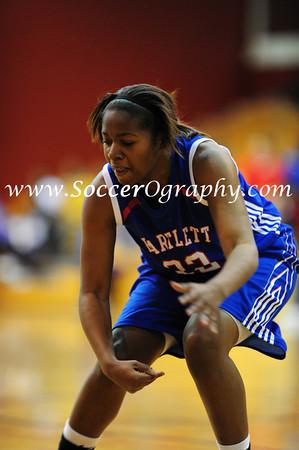 Bartlett Basketball - DragonFire 2011