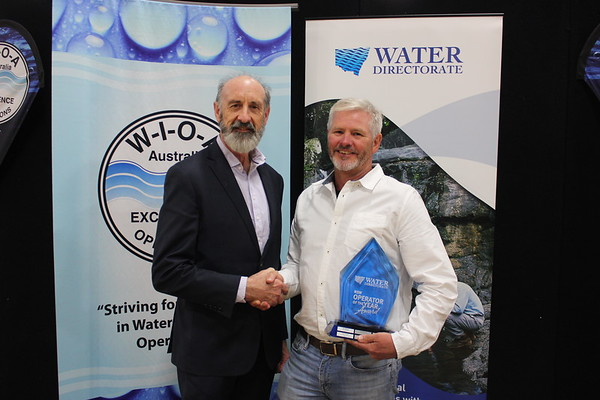 2019 - NSW 13th Water Industry Operations Conference
