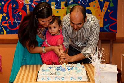 2015-05-02 - Ananya's Birthday