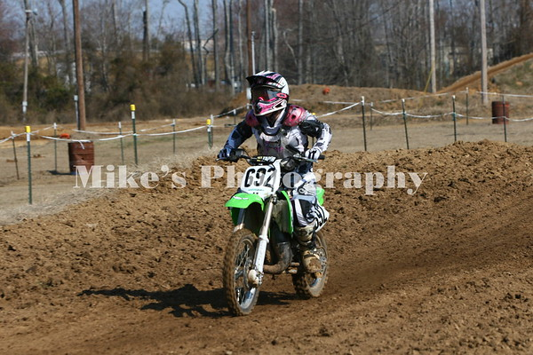 Sherwood MX Saturday Race 1