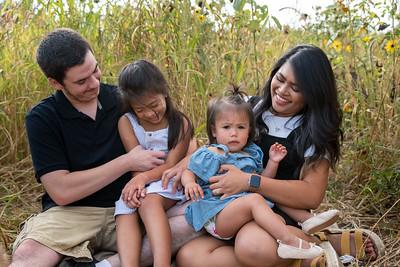 Ana Hansen Family