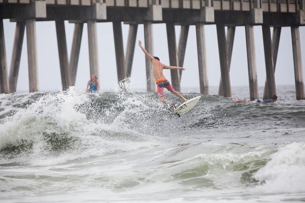 Pensacola Beach Invest 92 8-18-2013