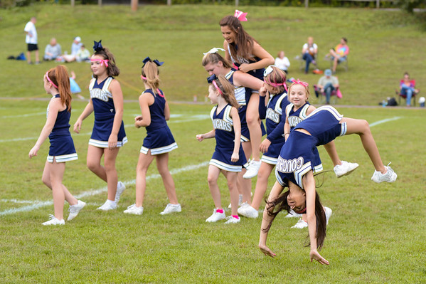 Junior Cheer Squad Vs Kennet Union