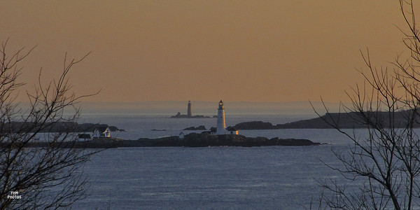 Boston Harbor Light House
