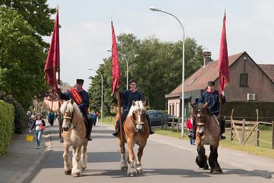 Processie Loenhout 2014