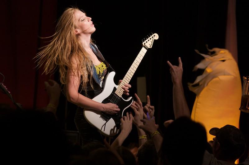 Iron Maidens - Ramona Mainstage - 12/19/2009