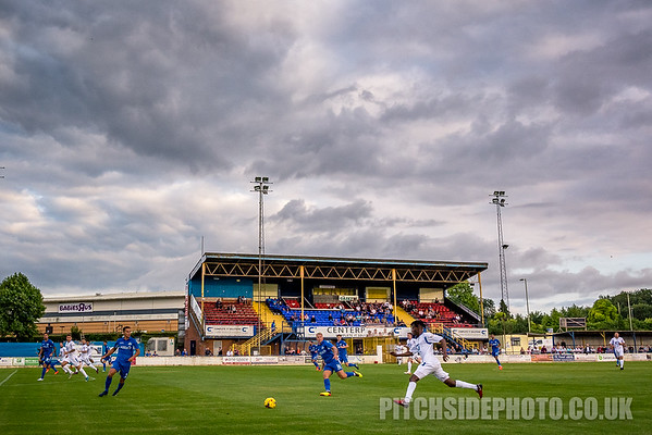 Basingstoke Town v Eastleigh