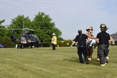 Salisbury High School Mock Rescue