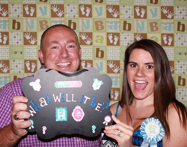 Kaitlyn's Gender Reveal Party 7-31-15