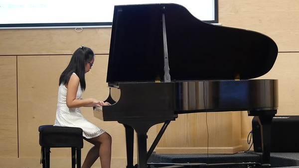 Liesl and Lauren's Piano Recital 2018