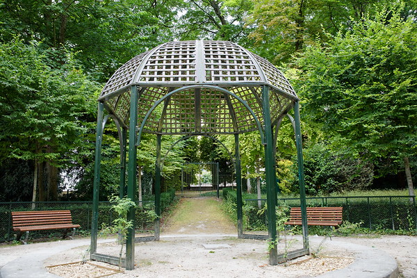 Parc Anjorrant - Orléans