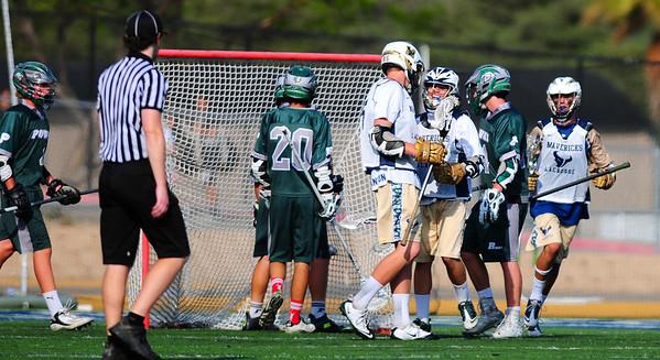 LCC JVA Lacrosse vs. Poway 5.04.13