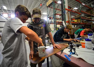 Building a skateboard - 071219