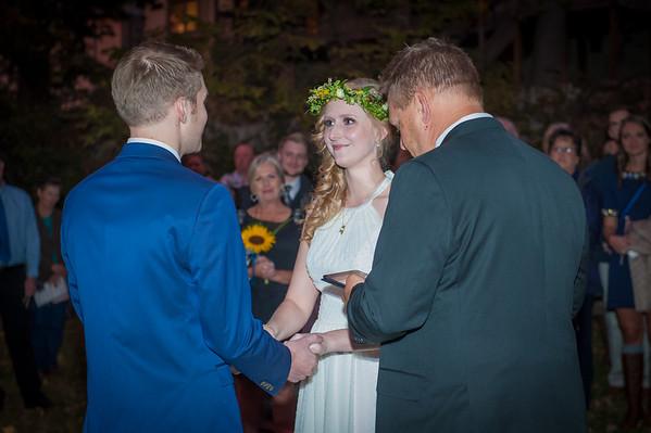 Danielle and Patrick Wedding