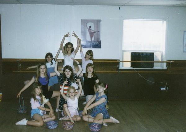1996 Classes