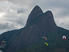 Wind Sailors, Ipanema Beach, Rio de Janeiro, Brasil