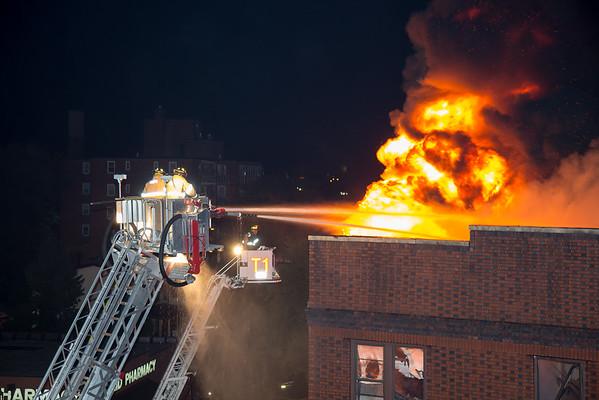 Passaic NJ 8th Alarm, 280 Gregory Ave. 10-21-15