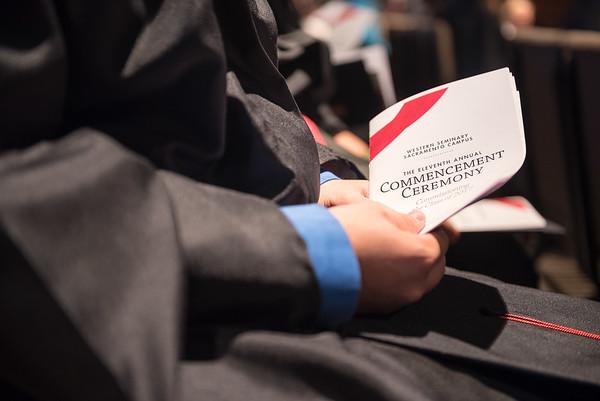 Commencement 2017 - Western Seminary Sacramento Campus