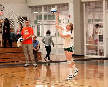 Babson volleyball 9.15.2011 by Terry Anderson