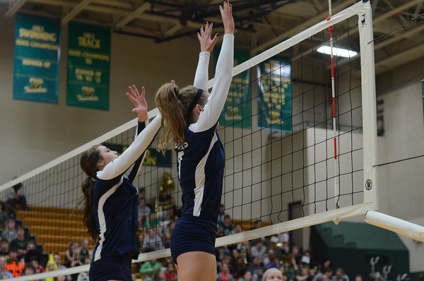 Varsity Volleyball vs Pius-Districts