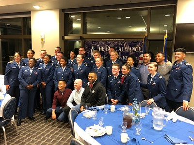 Blue Alliance Dinner - 10/6/18