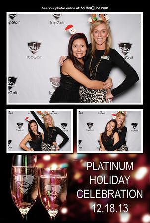 TopGolf Austin Platinum Holiday Party 12-18-13