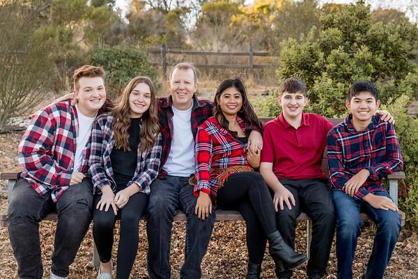 Vinje Family Fall Photos