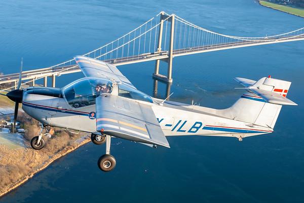 OY-ILB - Saab MFI-15-200A