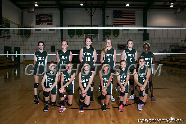 MS JV VARSITY VOLLEYBALL 2013