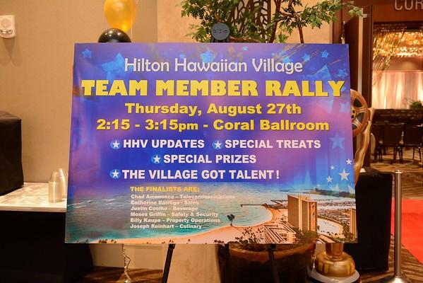 HHV Employee Rally 2015
