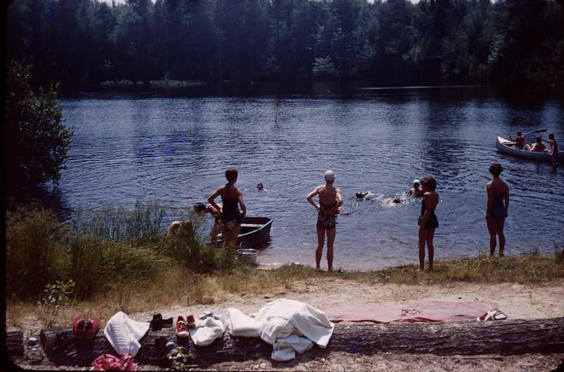 1955 08 Morison's pond Peterboro NH.jpg