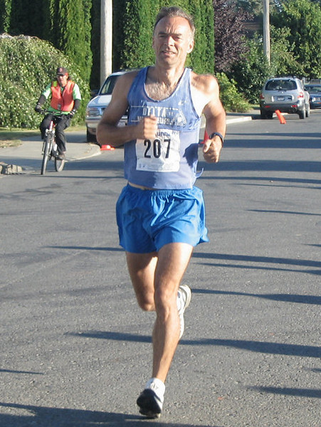 2005 Run Cowichan 10K - Gord Christie