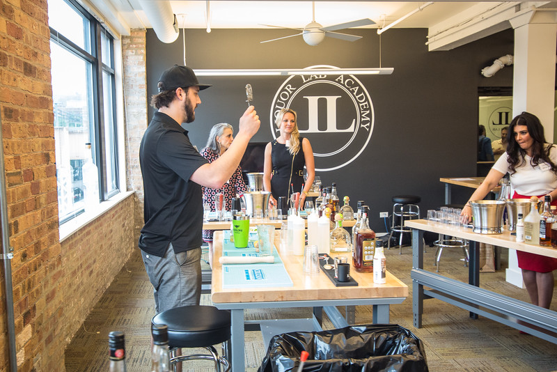 Liquor Lab hosts the West Central Association
