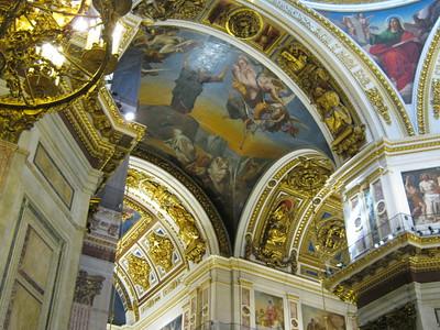 Sobor Swietego Izaaka (St. Isaac's Cathedral)