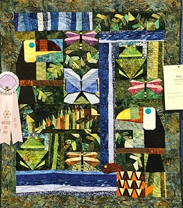 500 Large App;iqued Quilts