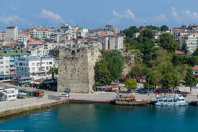 Sinop, Turkey Aug2013