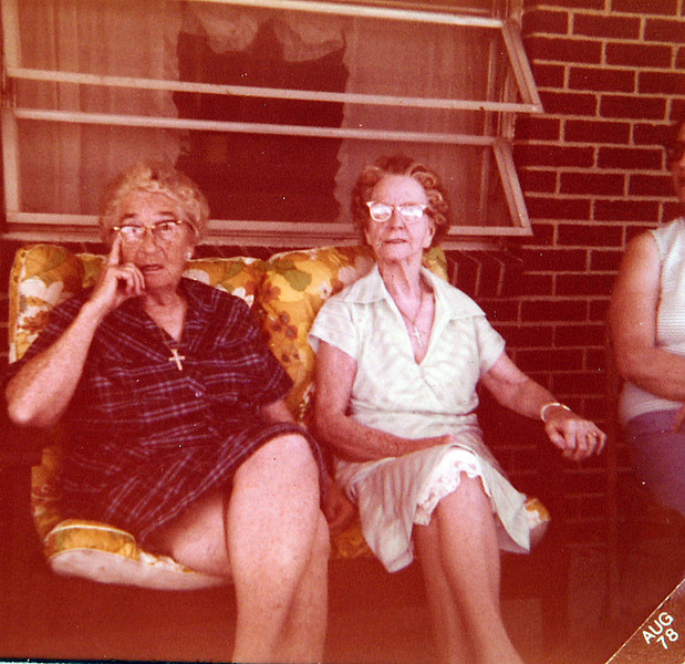 Grandma Laura & Aunt Mae.JPG