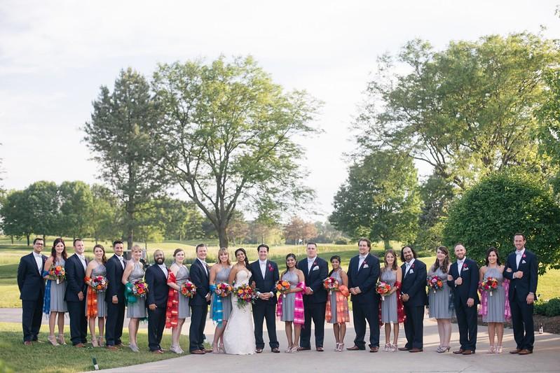 LeCapeWeddings Chicago Photographer - Renu and Ryan - Hilton Oakbrook Hills Indian Wedding -  853.jpg