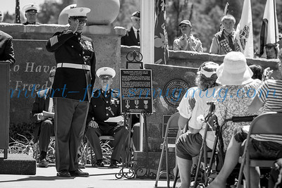 Memorial Day 2014, El Dorado County Veterans Monument