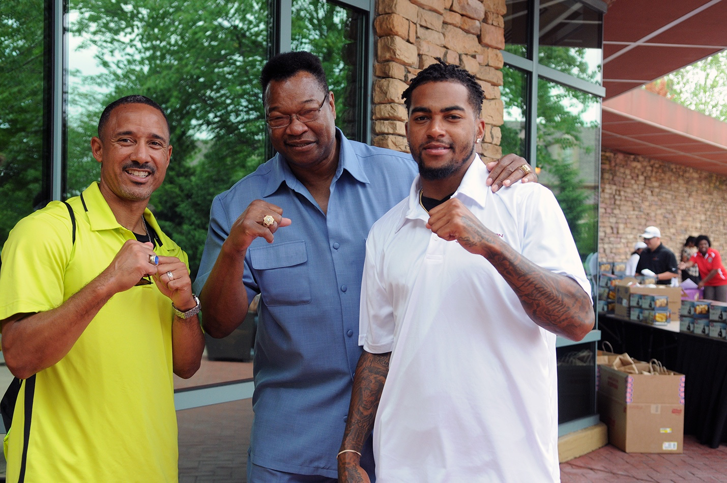 DeSean Jackson Foundation 2015 Golf Tournament