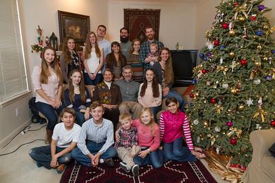 Watson Family 2014