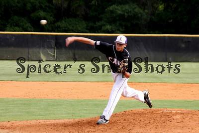Jenkins vs Calvary Baseball