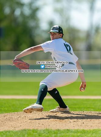 5/8/2019 - Varsity Baseball - Lawrence Academy vs Brooks