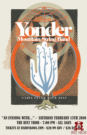 Yonder Mountain String Band February 13, 2010 Coming Soon!